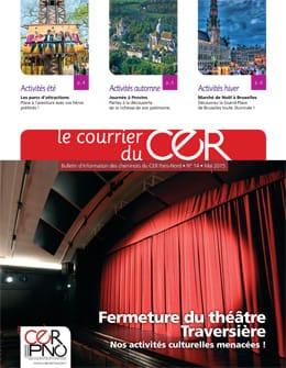 Fermeture du théâtre Traversière